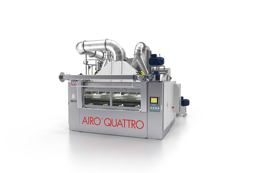 biancalani airo washing drying and softening machinery